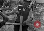 Image of completes graves Germany, 1945, second 34 stock footage video 65675071657