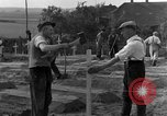 Image of completes graves Germany, 1945, second 47 stock footage video 65675071657