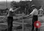 Image of completes graves Germany, 1945, second 48 stock footage video 65675071657