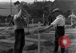 Image of completes graves Germany, 1945, second 49 stock footage video 65675071657