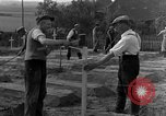 Image of completes graves Germany, 1945, second 51 stock footage video 65675071657