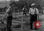 Image of completes graves Germany, 1945, second 52 stock footage video 65675071657
