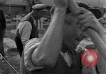 Image of completes graves Germany, 1945, second 56 stock footage video 65675071657