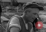 Image of completes graves Germany, 1945, second 59 stock footage video 65675071657