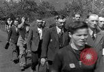 Image of burial service Germany, 1945, second 15 stock footage video 65675071658