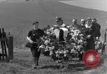 Image of burial service Germany, 1945, second 21 stock footage video 65675071658