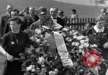Image of burial service Germany, 1945, second 24 stock footage video 65675071658