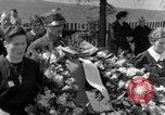 Image of burial service Germany, 1945, second 25 stock footage video 65675071658