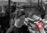 Image of burial service Germany, 1945, second 26 stock footage video 65675071658