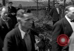 Image of burial service Germany, 1945, second 27 stock footage video 65675071658