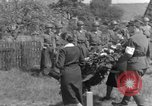 Image of burial service Germany, 1945, second 28 stock footage video 65675071658