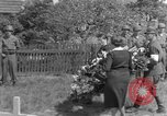 Image of burial service Germany, 1945, second 30 stock footage video 65675071658