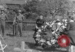 Image of burial service Germany, 1945, second 31 stock footage video 65675071658