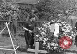 Image of burial service Germany, 1945, second 33 stock footage video 65675071658