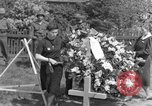 Image of burial service Germany, 1945, second 35 stock footage video 65675071658