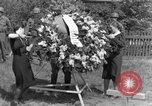 Image of burial service Germany, 1945, second 38 stock footage video 65675071658