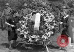 Image of burial service Germany, 1945, second 40 stock footage video 65675071658