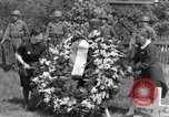Image of burial service Germany, 1945, second 41 stock footage video 65675071658