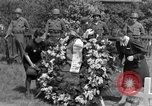 Image of burial service Germany, 1945, second 44 stock footage video 65675071658