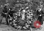 Image of burial service Germany, 1945, second 46 stock footage video 65675071658
