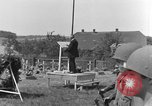 Image of burial service Germany, 1945, second 47 stock footage video 65675071658
