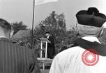 Image of burial service Germany, 1945, second 9 stock footage video 65675071659