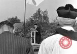 Image of burial service Germany, 1945, second 10 stock footage video 65675071659
