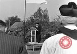 Image of burial service Germany, 1945, second 11 stock footage video 65675071659