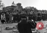 Image of burial service Germany, 1945, second 14 stock footage video 65675071659