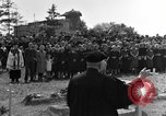 Image of burial service Germany, 1945, second 16 stock footage video 65675071659