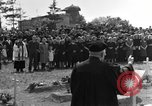 Image of burial service Germany, 1945, second 20 stock footage video 65675071659