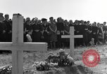 Image of burial service Germany, 1945, second 21 stock footage video 65675071659