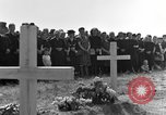 Image of burial service Germany, 1945, second 24 stock footage video 65675071659