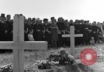 Image of burial service Germany, 1945, second 25 stock footage video 65675071659