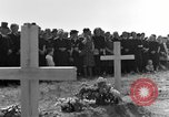 Image of burial service Germany, 1945, second 26 stock footage video 65675071659