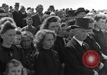 Image of burial service Germany, 1945, second 32 stock footage video 65675071659
