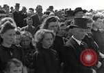 Image of burial service Germany, 1945, second 34 stock footage video 65675071659