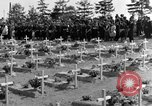 Image of burial service Germany, 1945, second 36 stock footage video 65675071659