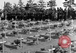 Image of burial service Germany, 1945, second 37 stock footage video 65675071659