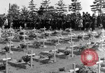 Image of burial service Germany, 1945, second 40 stock footage video 65675071659