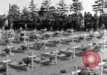 Image of burial service Germany, 1945, second 41 stock footage video 65675071659