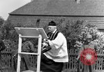 Image of burial service Germany, 1945, second 54 stock footage video 65675071659
