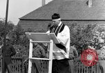 Image of burial service Germany, 1945, second 56 stock footage video 65675071659