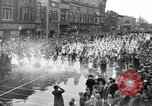 Image of tulip time Holland Michigan USA, 1932, second 14 stock footage video 65675071662