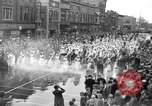 Image of tulip time Holland Michigan USA, 1932, second 15 stock footage video 65675071662