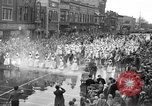Image of tulip time Holland Michigan USA, 1932, second 17 stock footage video 65675071662