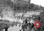 Image of tulip time Holland Michigan USA, 1932, second 20 stock footage video 65675071662