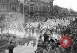Image of tulip time Holland Michigan USA, 1932, second 21 stock footage video 65675071662