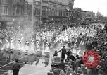 Image of tulip time Holland Michigan USA, 1932, second 22 stock footage video 65675071662