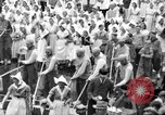 Image of tulip time Holland Michigan USA, 1932, second 25 stock footage video 65675071662